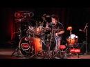 Eloy Casagrande drum solo at 2011 Paiste Day LA