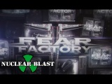 FEAR FACTORY  - Soul Hacker (OFFICIAL TRACK &amp LYRIC VIDEO)