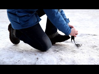 Ледоходы для обуви, ледоступы для обуви, тест ледоходов, зимоходы.