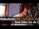 Halestorm Love Bites So Do I captured in The Live Room