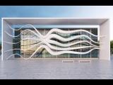 3ds Max Architectural Facade Tutorial Promo