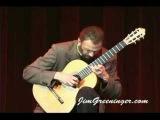 Classicalguitar, Jim Greeninger, Recuerdos de la Alhambra