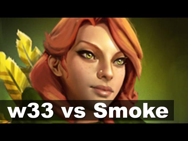 W33 8000 MMR Anti Smoke Play