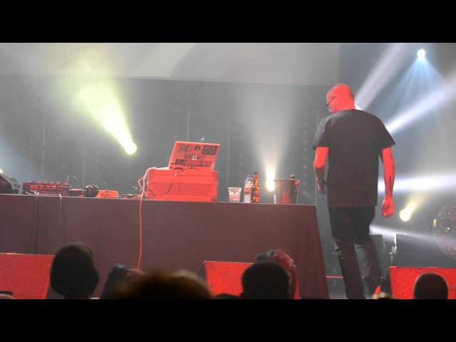 Enduser live at Kinetik Festival 5.0