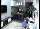 Ремонт и перепланировка квартиры в новостройке Тимур Амандыков Эрика Руди