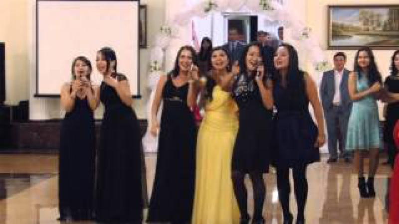 Красивое поздравление на свадьбе Астана  » онлайн видео ролик на XXL Порно онлайн