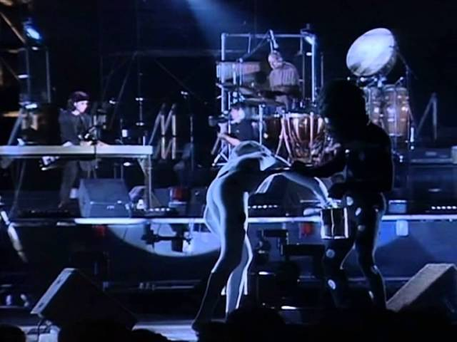 Jean Michel Jarre - Concert For Tolerance (Laserdisc) Full Concert High Quality