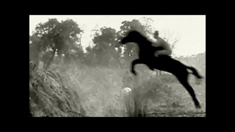 Cavalry Horseback Riding Training: Modern Centaurs circa 1920 Educational Films Corporation