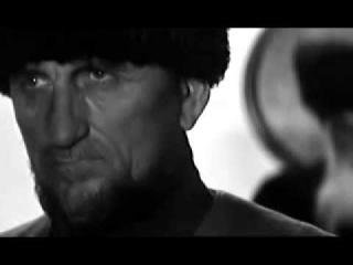 Грузин (хевсур) чеченец (кистинец)..