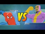 Великий Человек-паук - Мстящий Человек-Паук. Часть 1 - Сезон 3 Серия 2