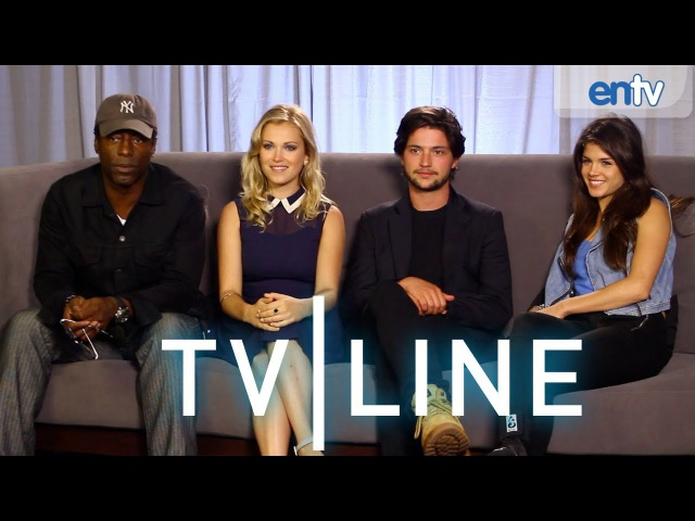 The 100 Series Preview - Comic-Con 2013 - TVLine