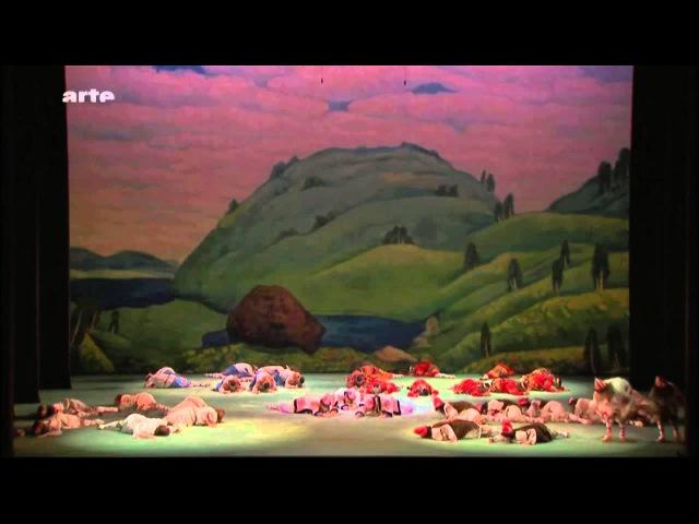 Les 100 ans du sacre du printemps par le théâtre Mariinski