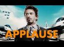 Tony Stark | Applause