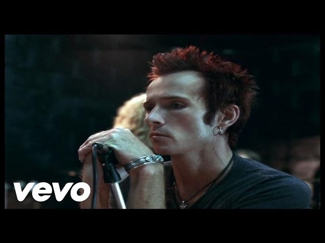 Velvet Revolver - Fall To Pieces (video)