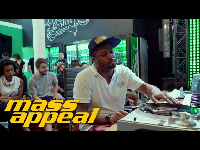 Rhythm Roulette: Just Blaze (Live From The Sprite Corner)