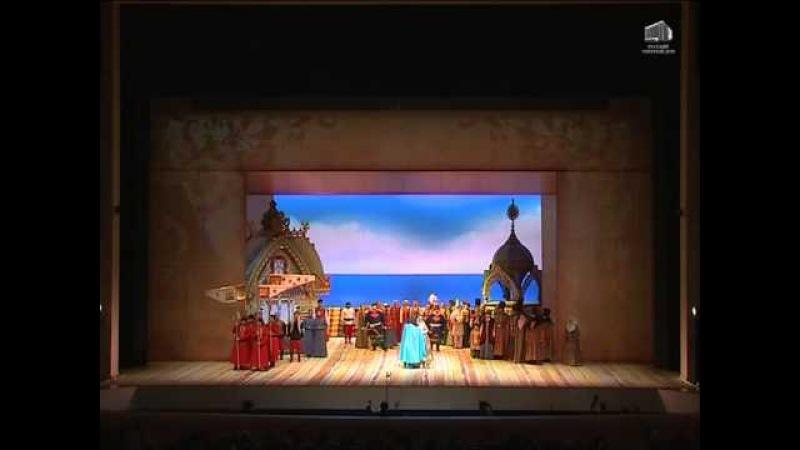 Опера Н.А. Римского-Корсакова Сказка о царе Салтане