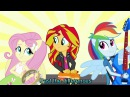 Better than ever With Lyrics - My Little Pony Equestria Girls Rainbow Rocks Song - YouTube