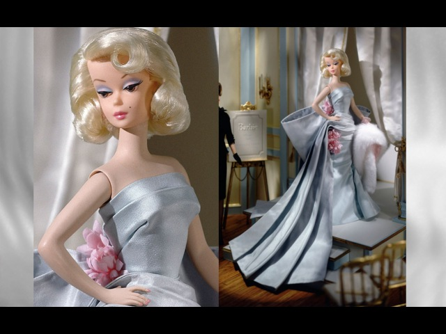 The Toy Vault - Episode 25: Delphine Silkstone Barbie Doll Review