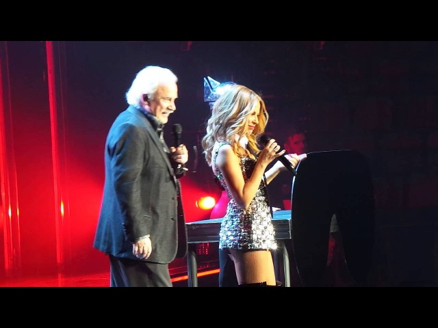 Kylie Minogue Giorgio Moroder - Right Here, Right Now Medley (Sydney, 20/03/15)