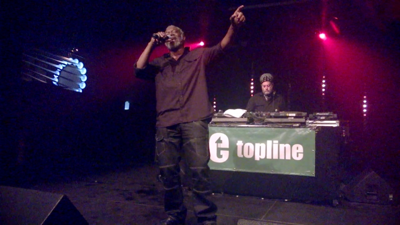 Horace Andy at Yaam Berlin 15.05.15