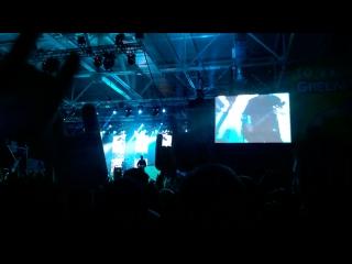 Greenfest 2015 Krasnodar, The Rasmus
