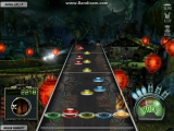 Guitar hero ( DragonForce - Through the Fire and Flames )