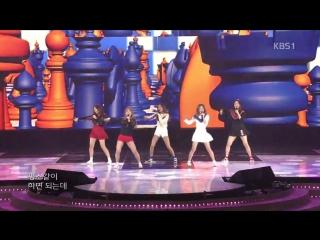 151025 KBS Open Concert| Red Velvet - Dumb Dumb