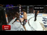 Melvin Manhoef vs Hisaki Kato Мелвин Манхуф против Киосаки Като