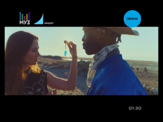 Jonas Blue feat. Dakota — Fast Car (Муз-ТВ)