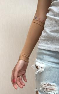 Как скрыть татуировку на руке