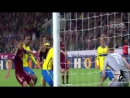 Igor Akinfeev Touches & Amazing Last Gasp Saves For Russia vs Sweden