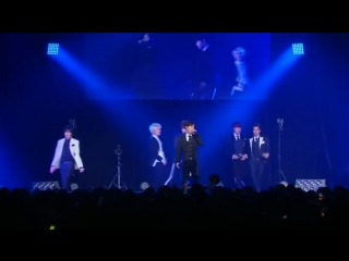 151217 niconico live - INFINITE Nothings Over (Japanese Ver.) by WOOHYUN DAY