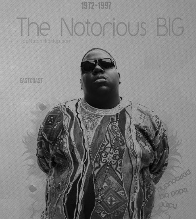 The Notorious B.I.G. - TOP10 NOTCH HIP-HOP 2016
