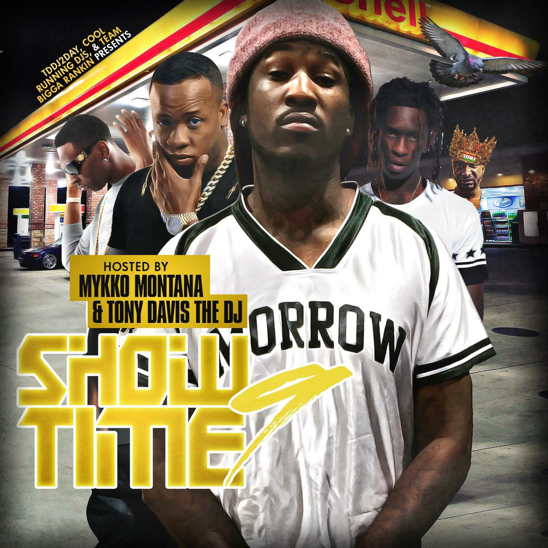Tony Davis The DJ - Showtime 9 - 2016