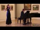 """М.Скорик.Мелодия(из_кинофильма""""Высокий_перевал"""").Исп.Ю.Лойтра(скрипка),А.Бочкарев(фортепиано)"""