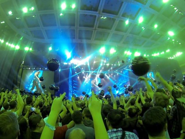 Metallica live in Moscow 27.08.2015
