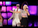 Pitbull ft Christina Aguilera Feel This Moment Live at The Voice 2013