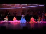 Концерт цыганского коллектива