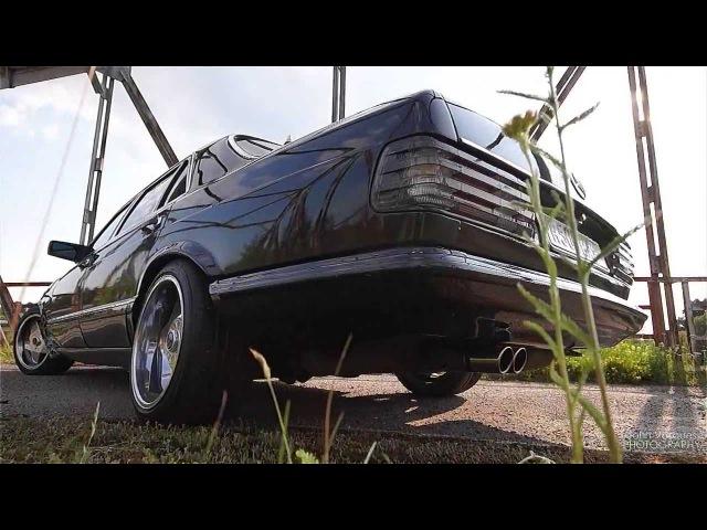Mercedes W126 500sel Long