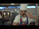 2015 Bocuse d'Or Lyon - Team Hungary, Training Day