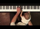 Bach/Siloti Prelude in B minor - left hand arrangement for my baby daughter