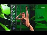 Танцы: Полина Волчек (Carlos Gardel - Por Una Cabeza)(сезон 2, серия 6)