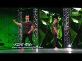 Танцы: Дуэт «Конг-Фу» (сезон 2, серия 6)