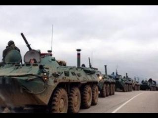Передвижение техники ВСУ.  Июнь 2015