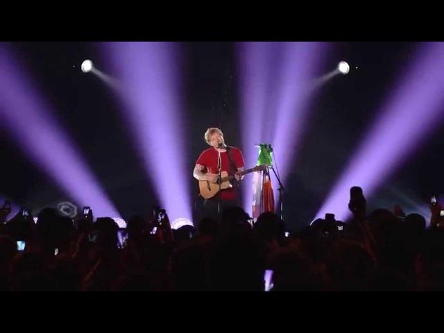 Ed Sheeran Multiply Live in Dublin Full Live Show
