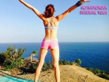 Morning Energizing Yoga Full Body Abs Legs Power Workout Espresso Shot Inner Thigh