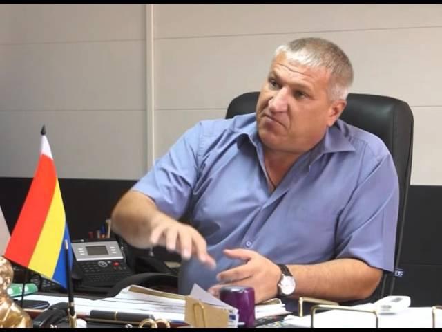 Прямая линия с начальником МВД по г. Донецку В.Н. Бондаренко