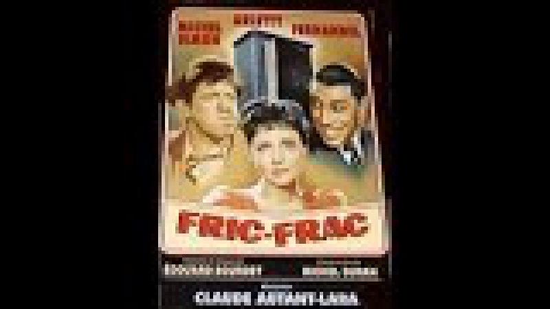 Fric-Frac 1939 avec Fernandel - Arletty - Michel Simon