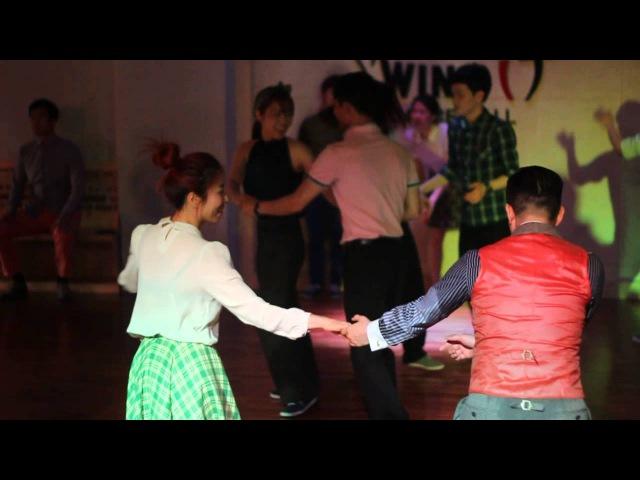 DSE 2015 - Social Dancing - Soochan Lee Hyunjung Choi
