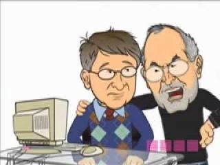 Gates vs Jobs SuperNews